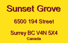 Sunset Grove 6500 194 V4N 5X4
