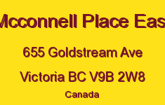 Mcconnell Place East 655 Goldstream V9B 2W8