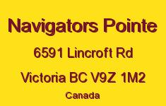 Navigators Pointe 6591 Lincroft V9Z 1M2