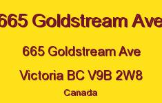665 Goldstream Ave 665 Goldstream V9B 2W8