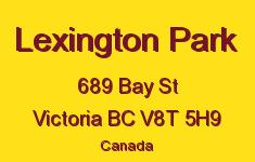 Lexington Park 689 Bay V8T 5H9