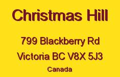 Christmas Hill 799 Blackberry V8X 5J3