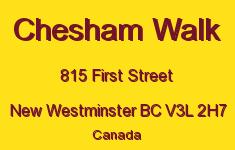Chesham Walk 815 FIRST V3L 2H7