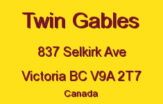 Twin Gables 837 Selkirk V9A 2T7