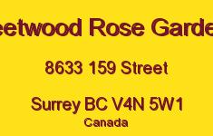 Fleetwood Rose Gardens 8633 159 V4N 5W1