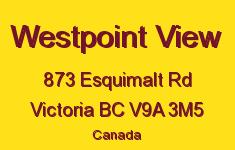 Westpoint View 873 Esquimalt V9A 3M5