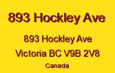 893 Hockley Ave 893 Hockley V9B 2V8