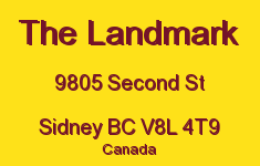The Landmark 9805 Second V8L 4T9