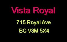 Vista Royal 715 ROYAL V3M 5X4