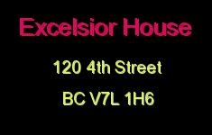 Excelsior House 120 4TH V7L 1H6