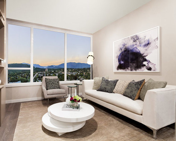 535 North Rd, Coquitlam, BC V3J 1N7, Canada Living Area!