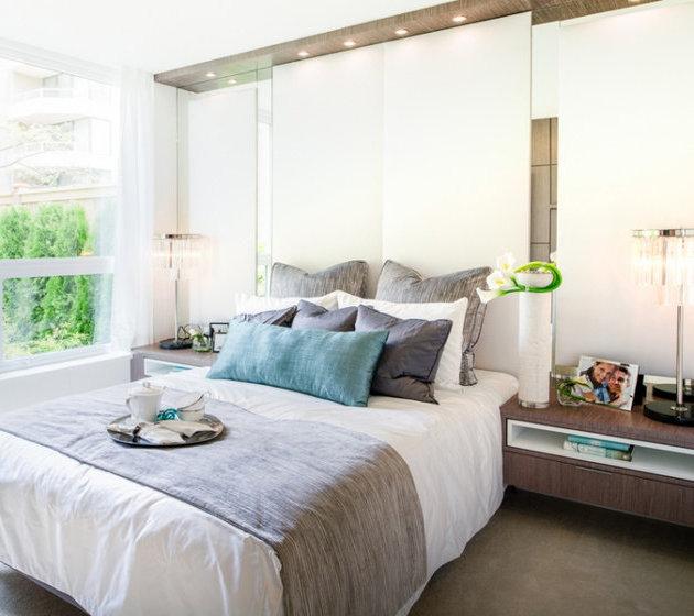 Display Suite Bedroom!