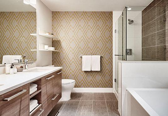 8580 River District Crossing, Vancouver, BC V7X 1L3, Canada Bathroom!