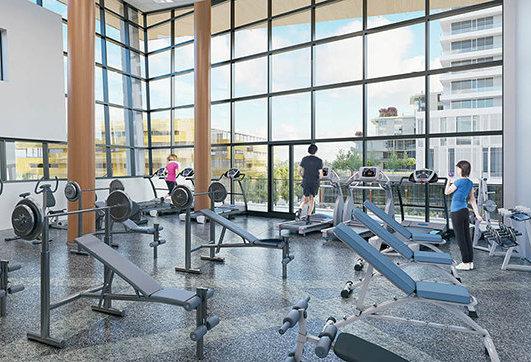 8580 River District Crossing, Vancouver, BC V7X 1L3, Canada Fitness Centre!
