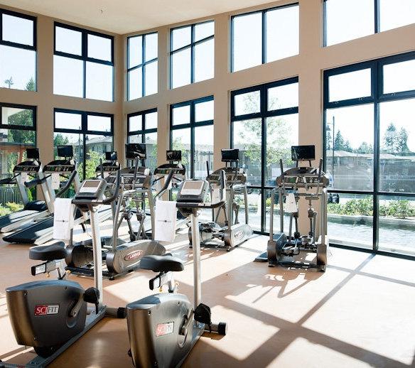 Exercise Facilities at the Nakoma club!