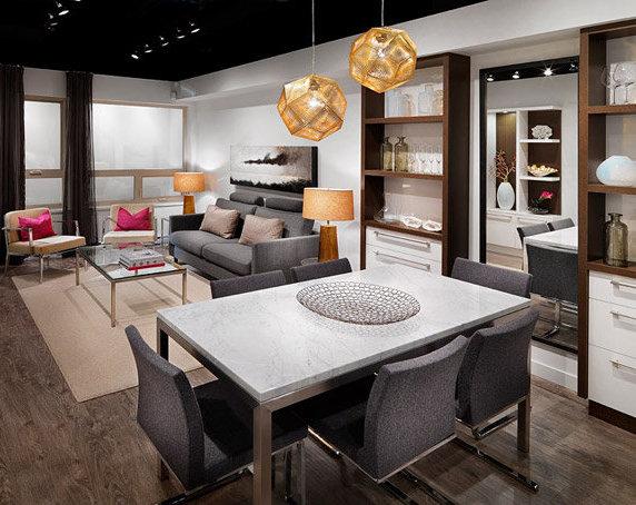 Dining - Living Room Rendering!