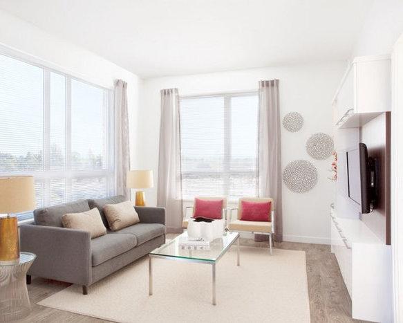 Living Room Rendering!