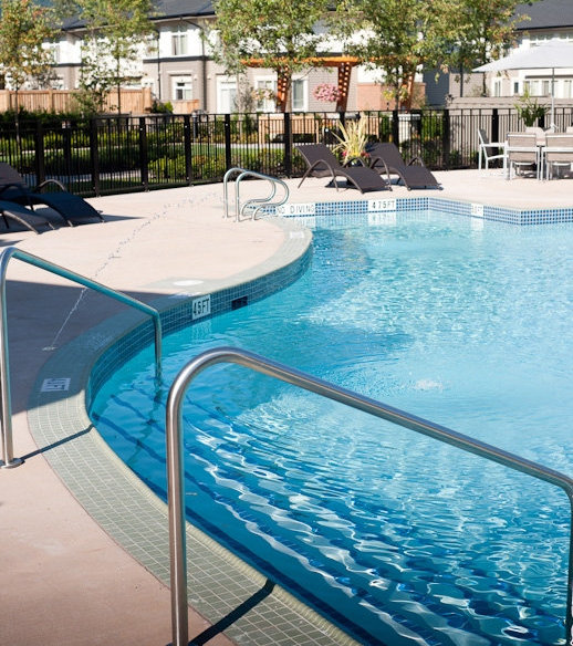 Outdoor Swimming Pool!
