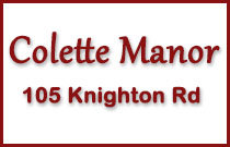 Colette Manor 105 KNIGHTON V1A 2C2