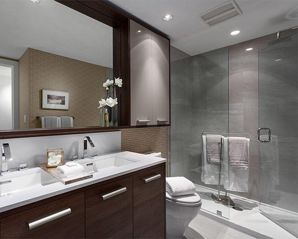 2450 Alpha Ave, Burnaby, BC V5C 5L6, Canada Bathroom!