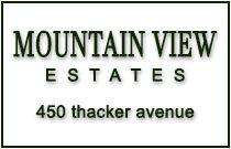 Mountain View Estates 450 THACKER V0X 1L0