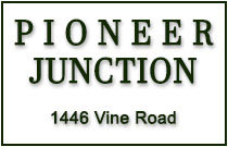 Pioneer Junction 1446 VINE V0N 2L1
