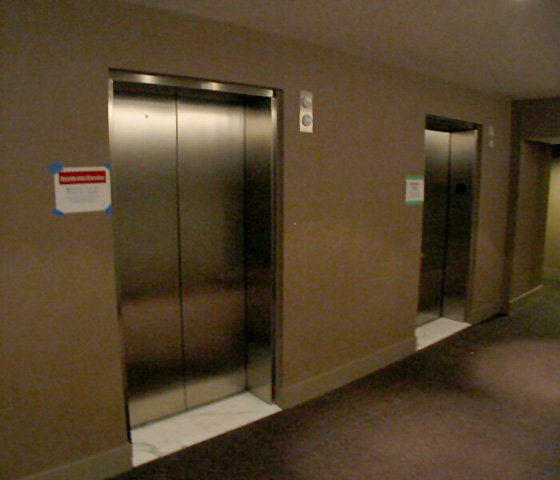 Residential Lobby Elevators!