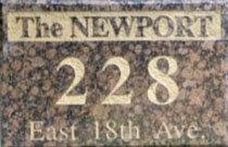 The Newport 225 19TH V5V 1J3