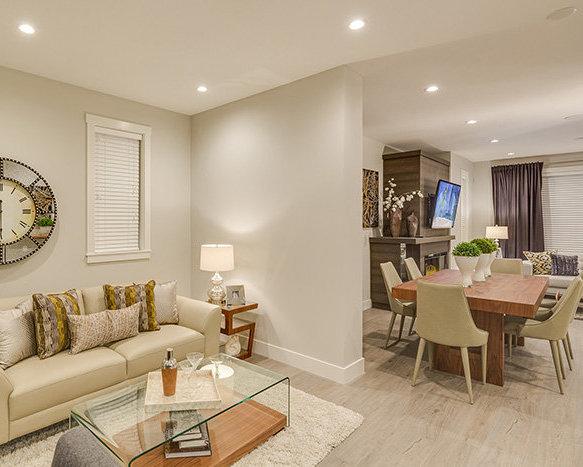 2888 156 Street, Surrey, BC V3S 0C8, Canada Living Area!