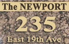 The Newport 235 19TH V5V 1J3