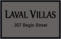 Laval Villas 307 BEGIN V3K 4V4