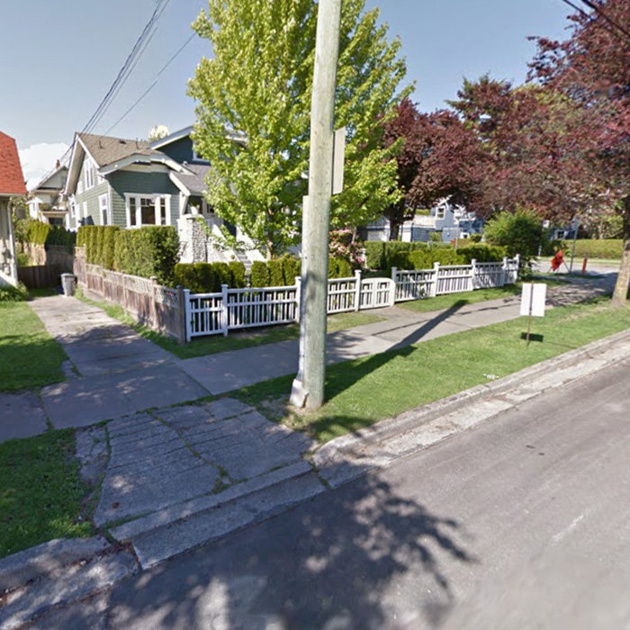 2505 W 8th Ave, Vancouver, BC V6K 2B3, Canada Street View!