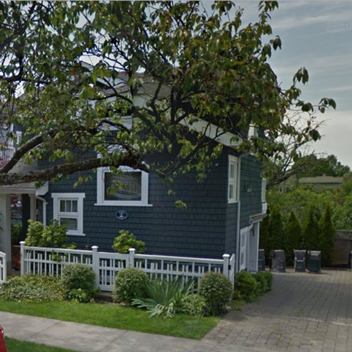 2355 Larch St, Vancouver, BC V6K 0A2, Canada Street View!