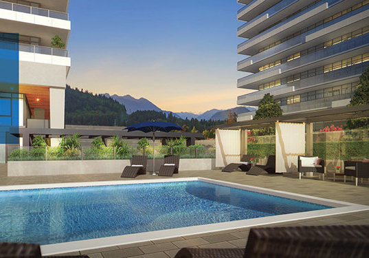 525 Foster Ave, Coquitlam, BC V3J 2L5, Canada Pool!