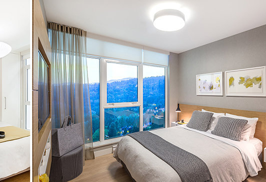 525 Foster Ave, Coquitlam, BC V3J 2L5, Canada Bedroom!