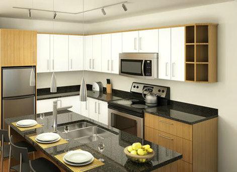 4040 Borden Street, Victoria, BC V8X 2E9, Canada Kitchen!