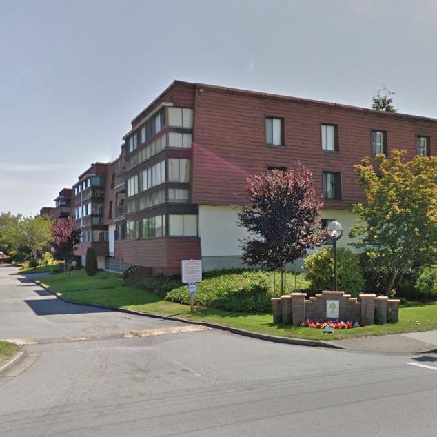 8860 No 1 Richmond BC - Typical complex exterior!