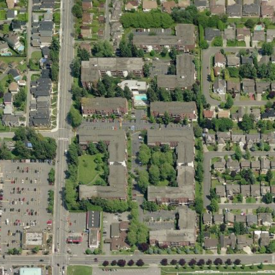 8740 No 1 Richmond BC - Typical part of the complex!