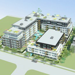 West 59th Ave, Vancouver, BC V5X 1X3, Canada Architect's Rendering!