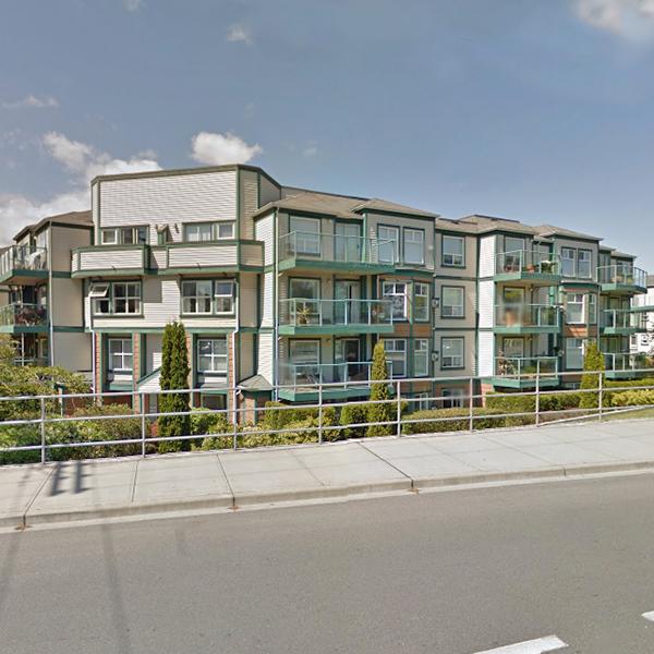 Chelsea Green - 898 Vernon Avenue, Victoria, BC - Building exterior!