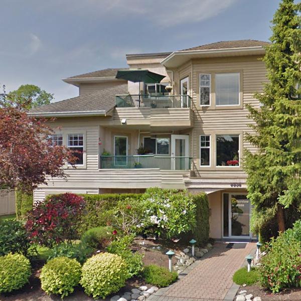 Cedarview - 9938 4 Street, Sidney, BC - Building exterior!