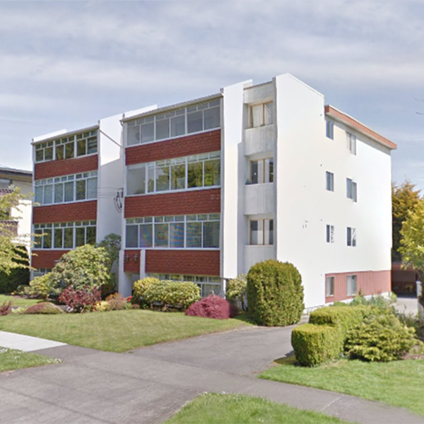 Blair House - 978 Heywood Avenue, Victoria, BC - Building exterior!