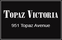 Topaz Victoria 951 Topaz V8T 2M2