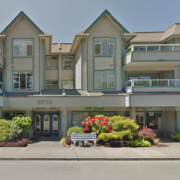 Olympic View - 9710 2 Street, Sidney, BC - Building exterior!
