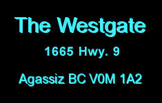 The Westgate 1665 Hwy. 9 V0M 1A3
