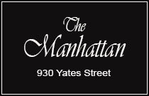The Manhattan 930 Yates V8V 4Z3