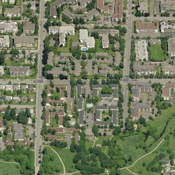 Portage Estates - 5191 204th St, Langley, BC - Birds eye view !
