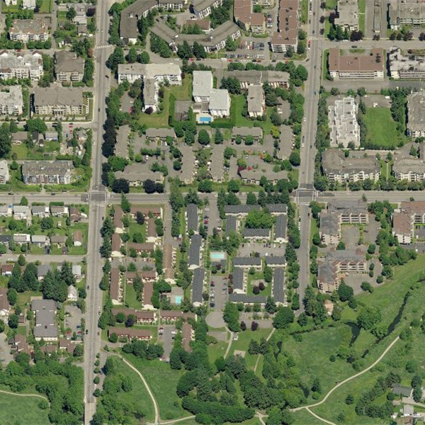Portage Estates - 20370 53rd Ave, Langley, BC - Birds eye view!