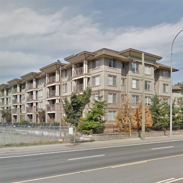 Vibe - 45555 Yale Road West, Chilliwack, BC - Building exterior!