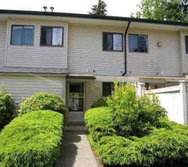 Portage Estates - 5271 204th, Langley, BC - Typical part of the complex !